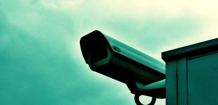 Foto: Überwachungskamera