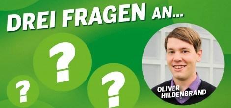 Grafik: Oliver Hildenbrand und drei Fragezeichen