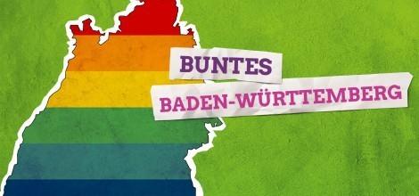 Grafik: Buntes Baden-Württemberg