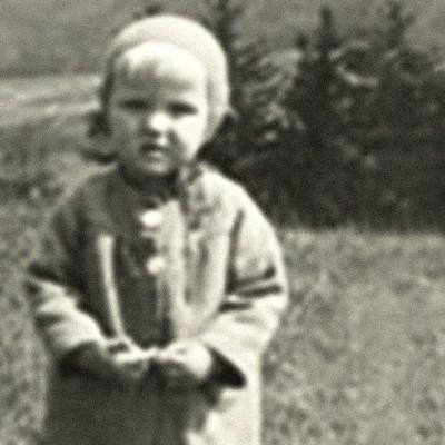 Bildnachweis: Kretschmann als kleiner Bub