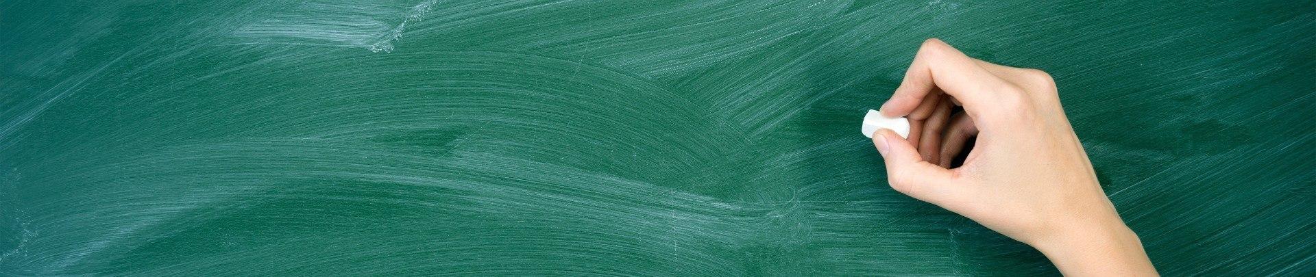 Foto: Grüne Tafel