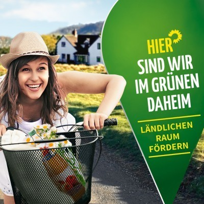 Grün tut dem Land gut