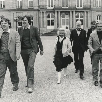 Bildnachweis: Kretschmann und die erste Fraktion