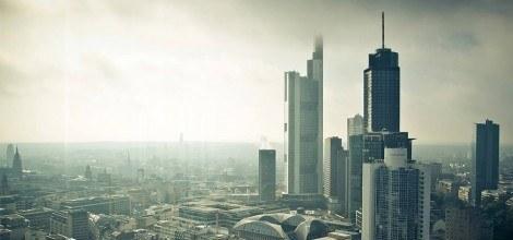 Foto: Wolkenkratzer Skyline