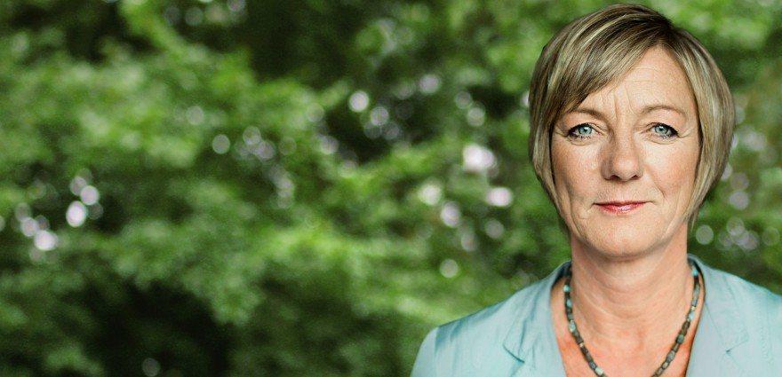 Foto: Fraktionsvorsitzende Edith Sitzmann