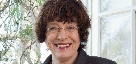 Foto: Staatsrätin für Zivilgesellschaft und Bürgerbeteiligung Gisela Erler