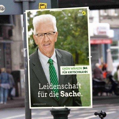 Unsere grüne Kampagne