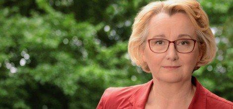 Foto: Wissenschaftsministerin Theresia Bauer