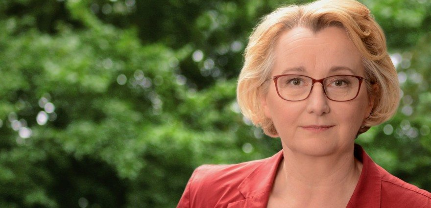 Image result for Theresia Bauer Wissenschaftsministerin