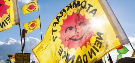 Foto: Anti-Atomkraft-Demo
