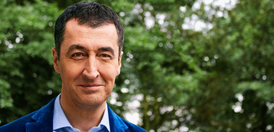 Foto: Spitzenkandidat Cem Özdemir