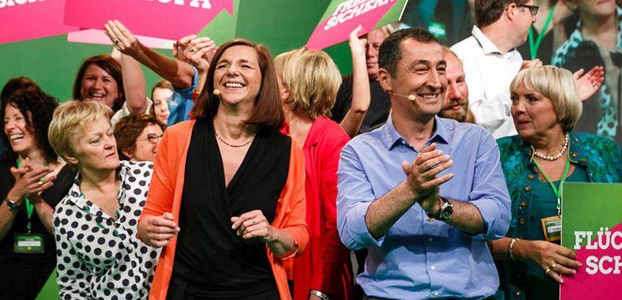 Bild: Katrin und Cem auf der BDK