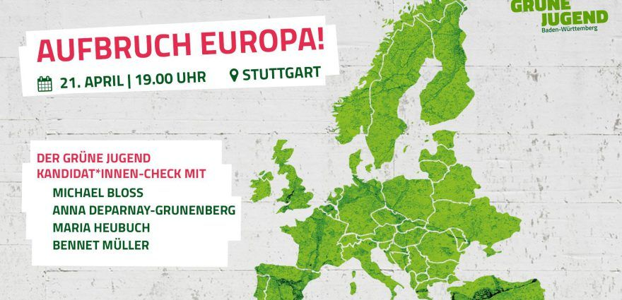 Grafik: Aufbruch Europa