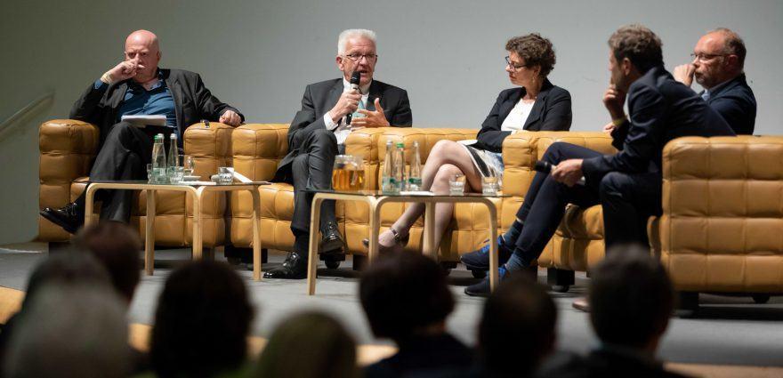 Foto: Symposium Demokratie neu denken
