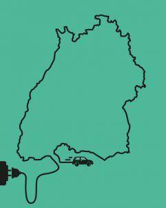 Grafik: BaWü unter Strom