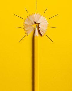 Grafik: Diesem Stift geht ein Licht auf