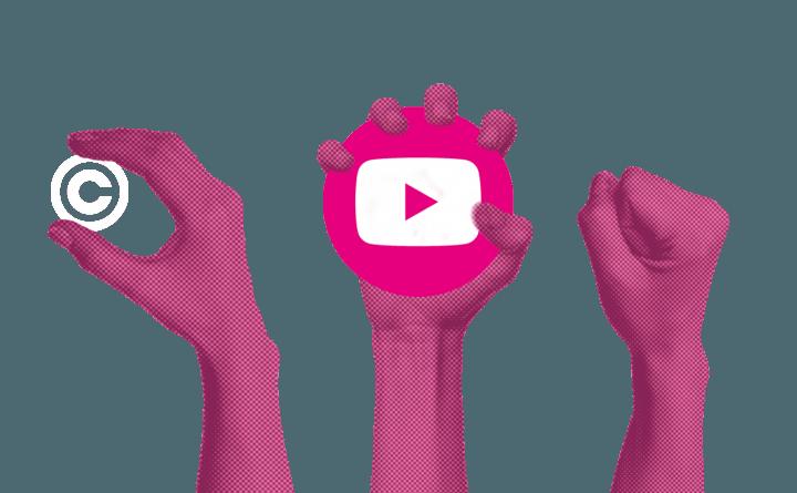 Grafik: Vielfalt schützen auch im Internet