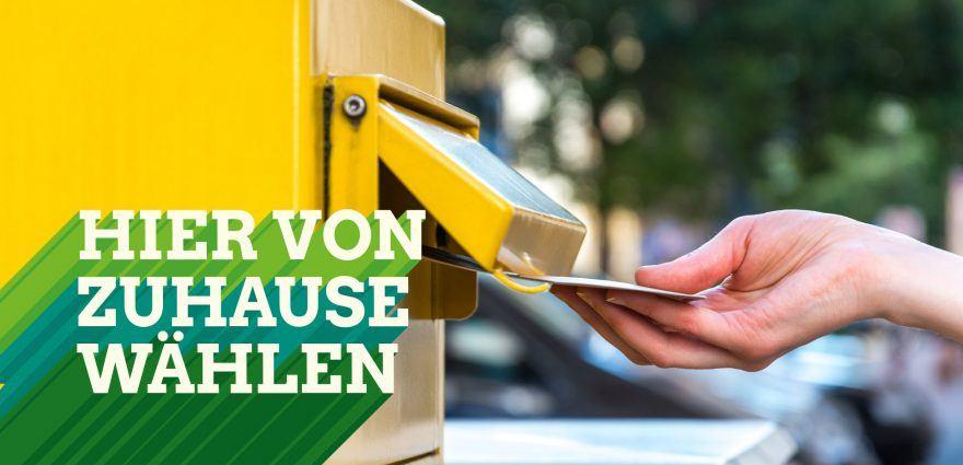 Foto: Briefkasten - Hier von zuhause wählen