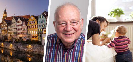 Foto: Bernd Rüdiger Paul aus Tübingen für bezahlbares Wohnen