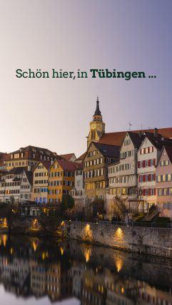 Foto: Tübingen