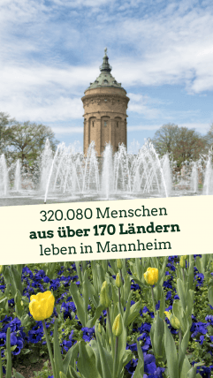 Foto: Mannheim Wasserturm