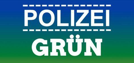 Grafik: PolizeiGrün