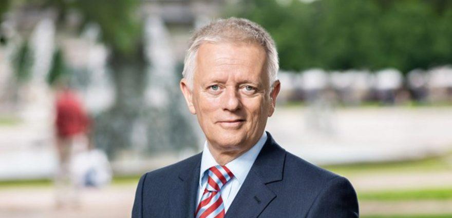 Foto: Oberbürgermeister Fritz Kuhn