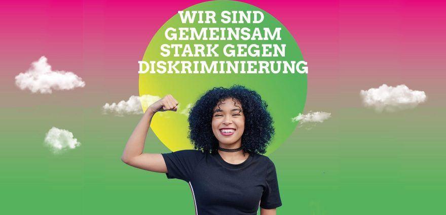 Foto: Starke schwarze Frau