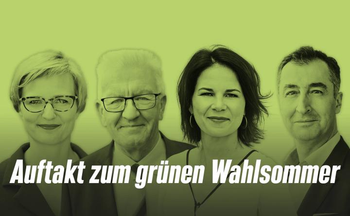 Auftakt zum grünen Wahlsommer